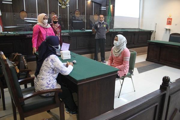 Pelatihan Petugas PTSP kerjasama dengan PT Bank Rakyat Indonesia, Tbk Cabang Jember